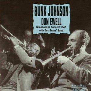Bunk Johnson Doc Evans