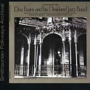 Doc Evans Folkways CD