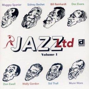 Doc Evans Jazz Ltd. CD