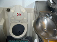 Airplane Potty