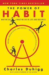 Power Of Habbit Book Cover