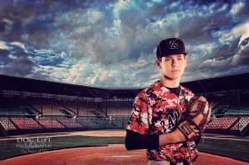 Carter on Rickwood Field