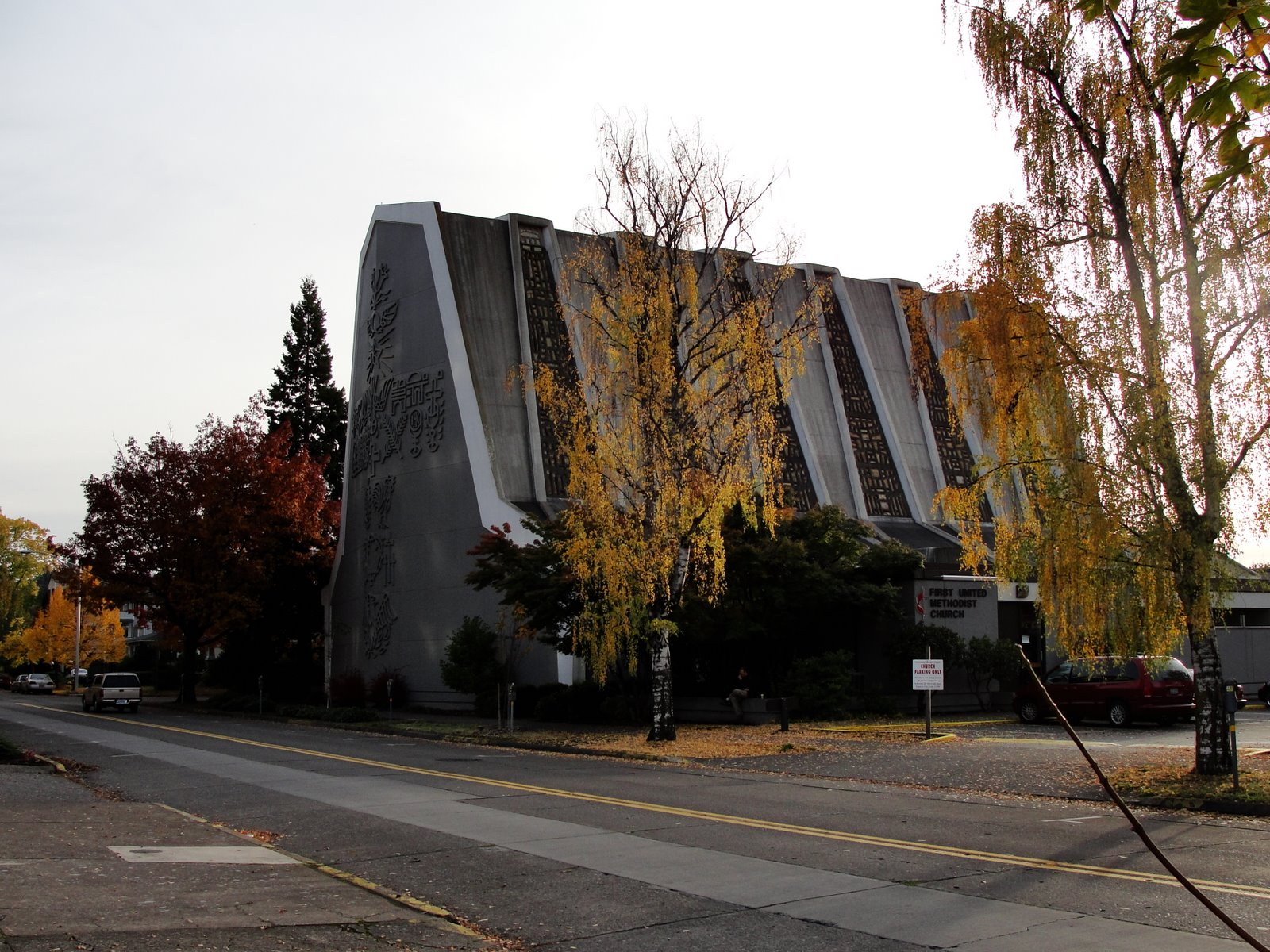 First United Methodist Church of Eugene