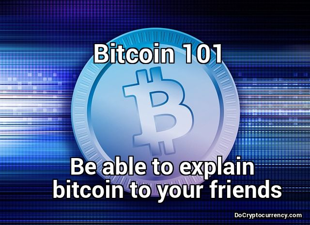 Bitcoin 101: What is Bitcoin – Bitcoin Explained Simply