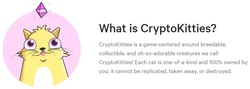 what are ethereum cryptokitties