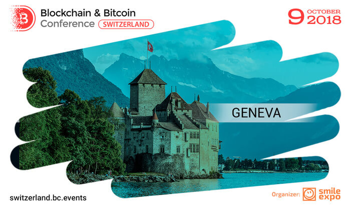 Blockchain and Bitcoin Conference Coming to Switzerland