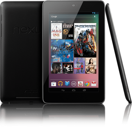 Nexus 7 - The new Android tablet from Google