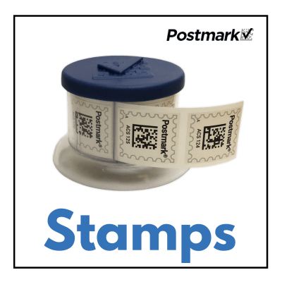 Feature Set - Postmark Stamps