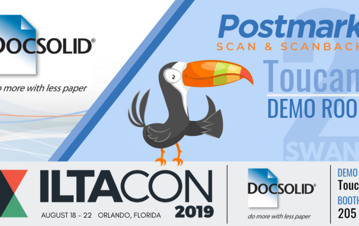 ILTACON 2019 DocSolid Demo Room Toucan 2
