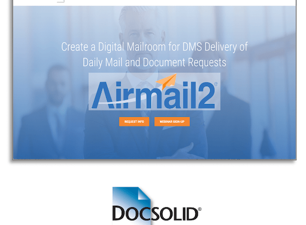 Airmail2 Digital Mailroom