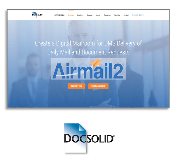 Airmail2 Digital Mailroom for Law Firms