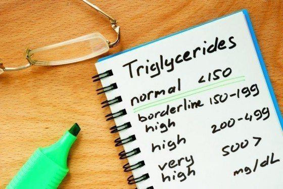 High Triglycerides - How to Lower Triglycerides