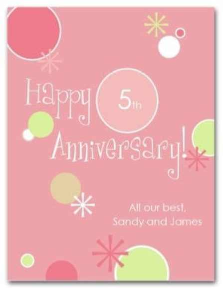 anniversary card template 3451