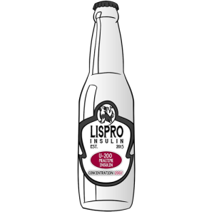 """Insulin Lispro has many of the same qualities of """"Lispro U-100"""" insulin. It can be used with meals and its available in pen form."""