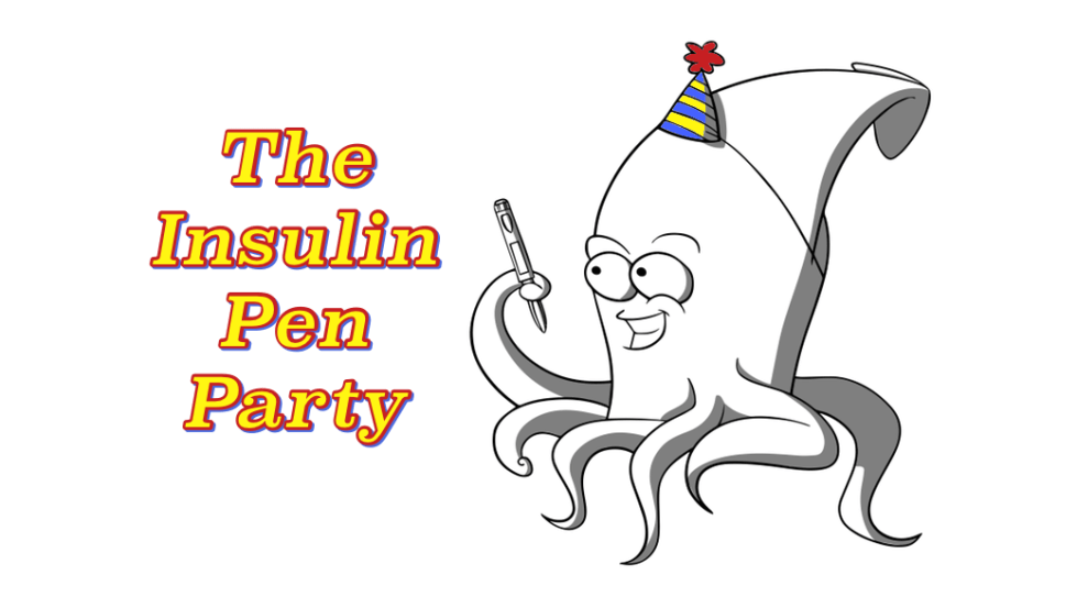The Insulin Pen Party Doctablet Video