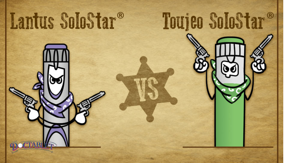 Toujeo vs Lantus, Toujeo Costs, Insulin Glargine - Doctablet®