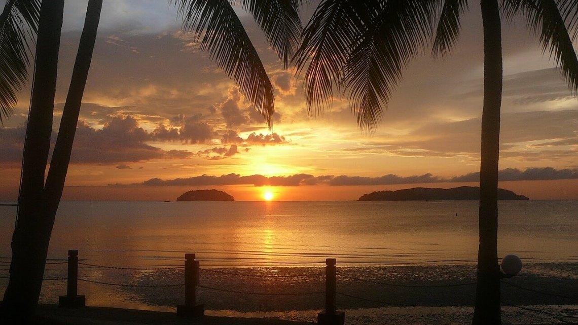 Bornéo, une île entourée d'îles