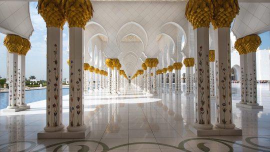 Quels sont les cinq meilleurs hôtels à Abu Dhabi ?