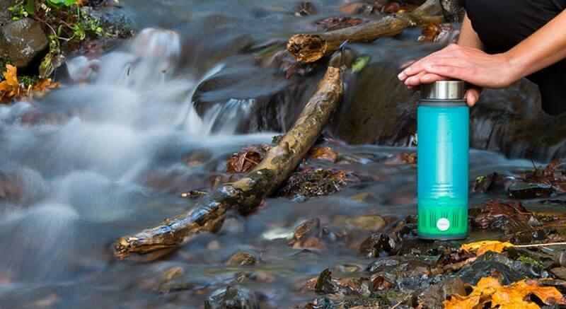 Comment avoir de l'eau pure lorsqu'on voyage ?