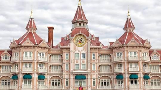 Les avantages des hôtels Disney