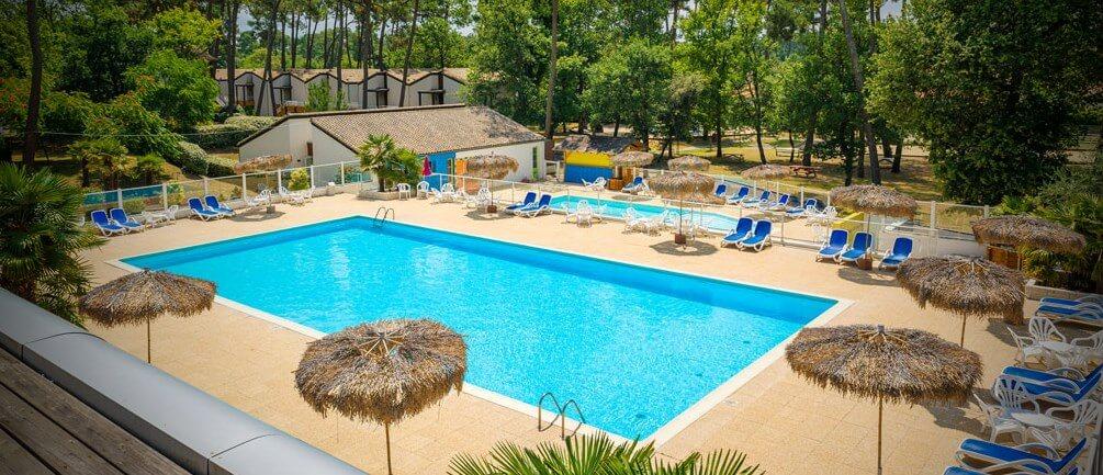 village vacance avec piscine