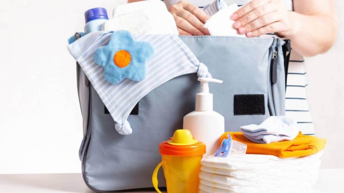 Combien bien choisir son sac de voyage pour partir avec son bébé ?