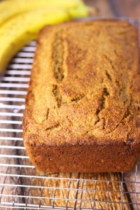 banana bread vegan psyllium