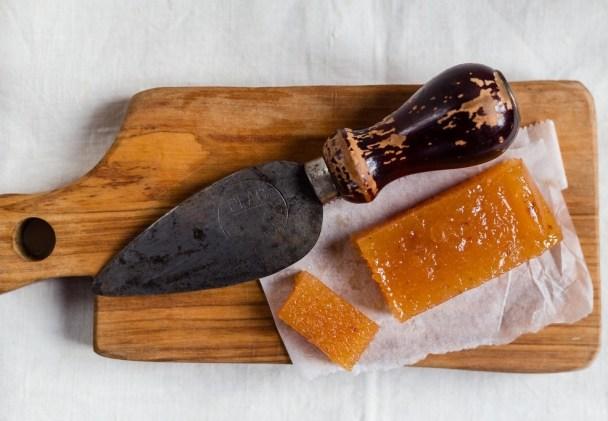bonbons-de-coings, pâte de coing