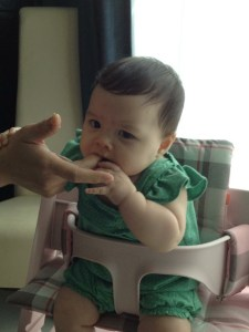 Baby led weaning: fab or fad?