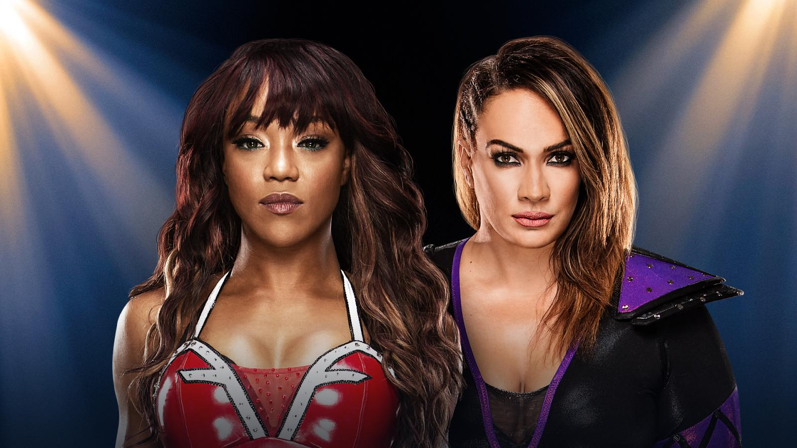 Wrasslin Gods 65: A Little More Alicia and Nia