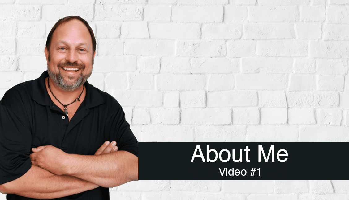 About Me – Video #1
