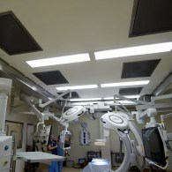Feature Ceiling Wesley Hospital Operating Theatre