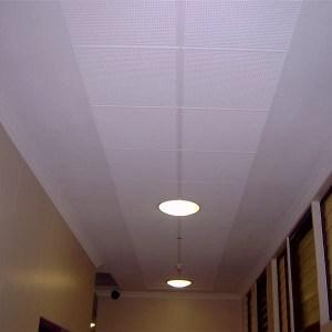 University Hallway Ceiling