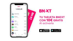 10€ regalo bnext