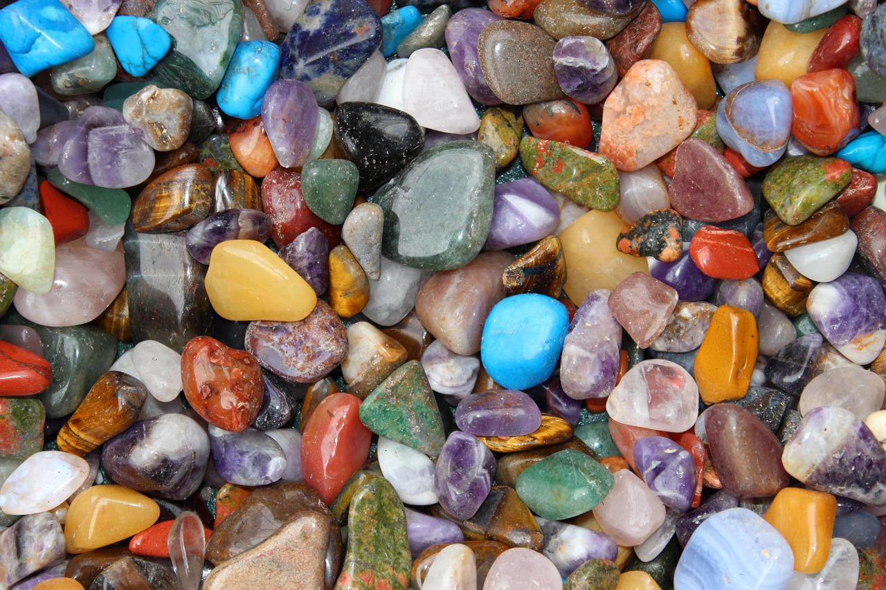 Gemstones are Naturally Healing and Energizing - Doctor Eve