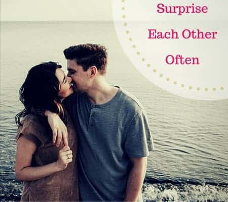 surprise relationship marriage resolutions