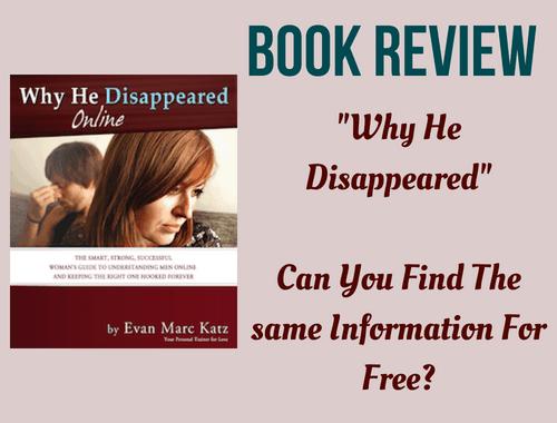 Evan katz why he disappeared