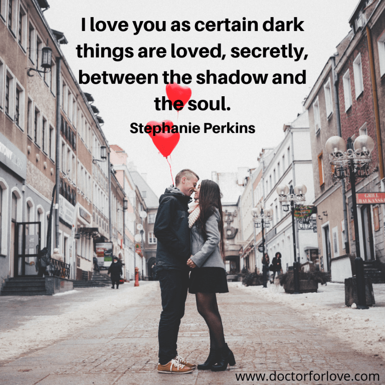 cute love quote darkness and love