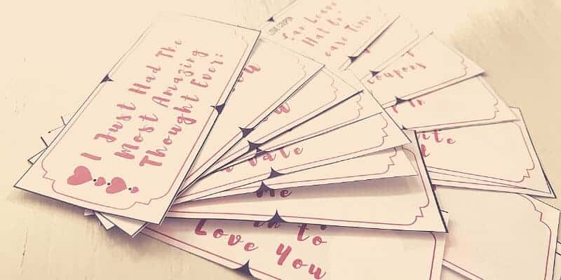 Full List of Free Love Coupons - Sexy and Adorable