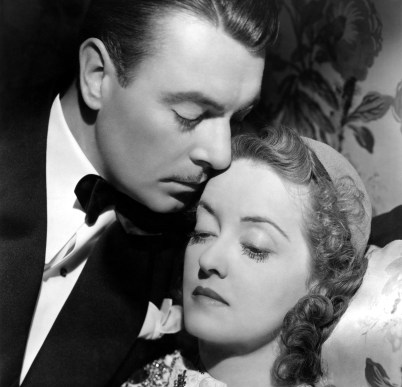 Image result for bette davis and george brent in dark victory poster