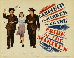 Image result for PRIDE OF THE MARINES 1946 movie