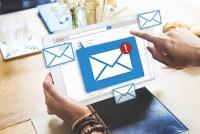 إنشاء قالب البريد الإلكتروني مجانا ودون رمز