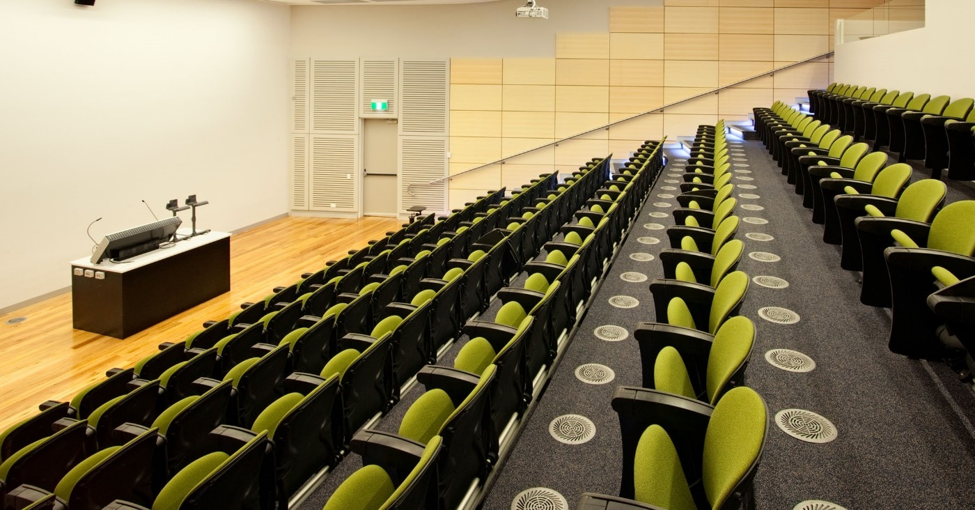 sound proofing, noise reduction, noise supression for education including University, College, Schools and public sector