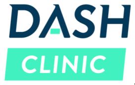 dash clinic logo