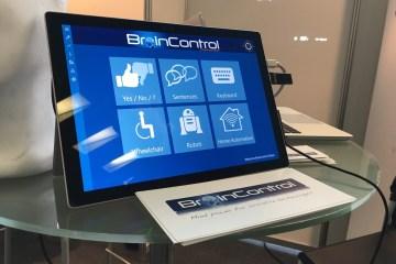 Internet of things BrainControl prototype