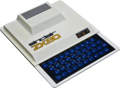 The ZX80: 'My First Computer'
