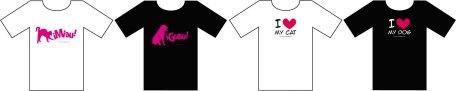 Diseños camisetas Doctor Pulgas