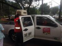 Patrulla de Rescate La Perla en Medellín
