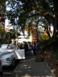 PreparaciónCaravana Antitaurina en Medellín