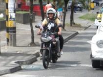 Caravana Antitaurina en Medellín